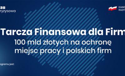 """100 mld zł trafi do polskich firm na ochronę miejsc pracy w ramach """"Tarczy Finansowej"""""""