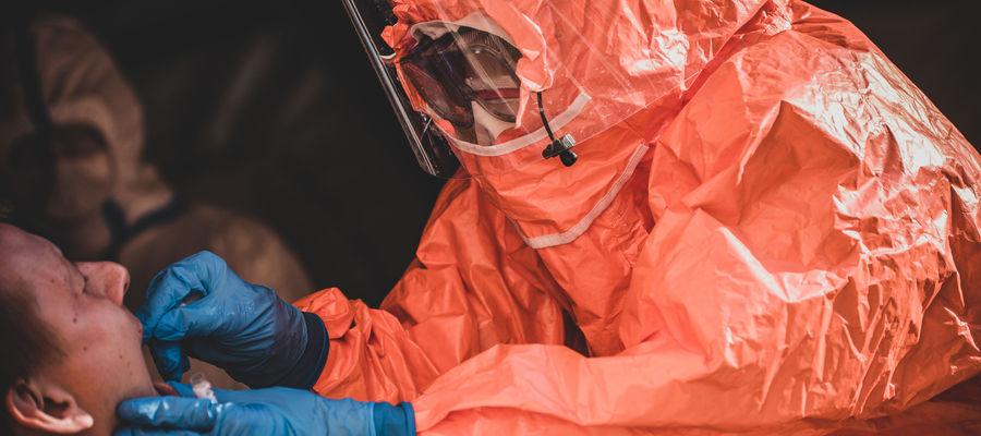 Dziś w Nowym Mieście będą pobierane wymazy do testów na koronawirusa