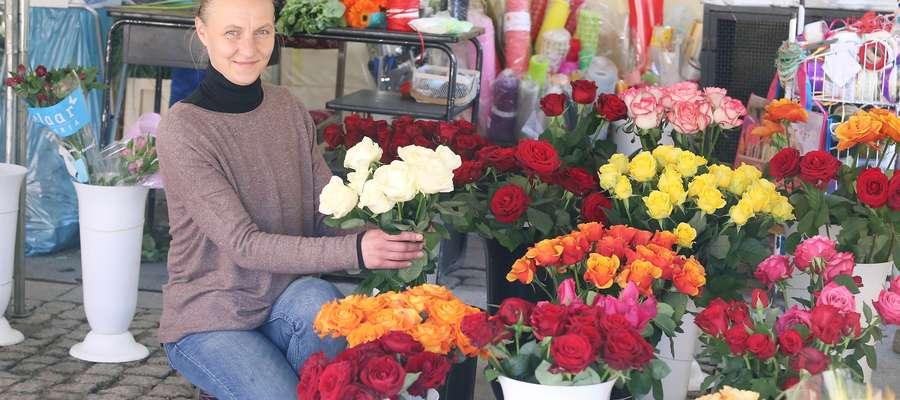 Monika kwiaciarka Starówka