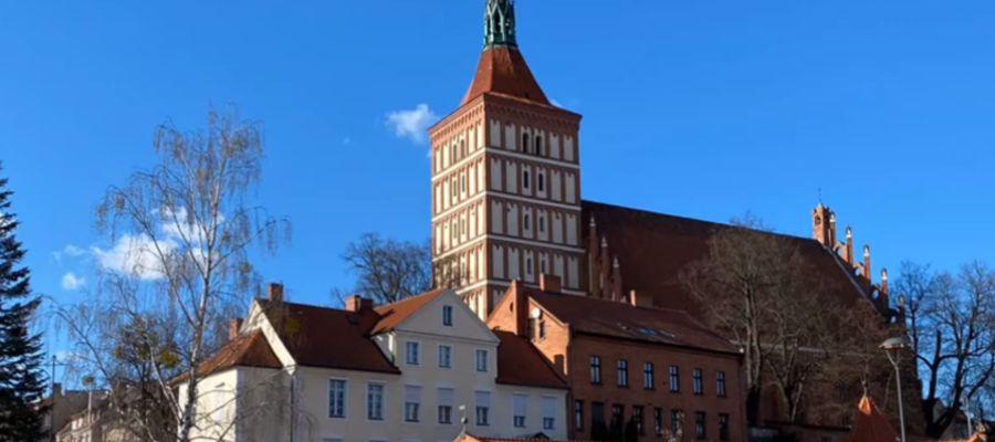 Konkatedra św. Jakuba w Olsztynie