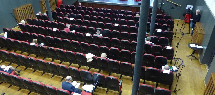 Sesja Rady Miasta Bartoszyce z 29 kwietnia 2020 r.