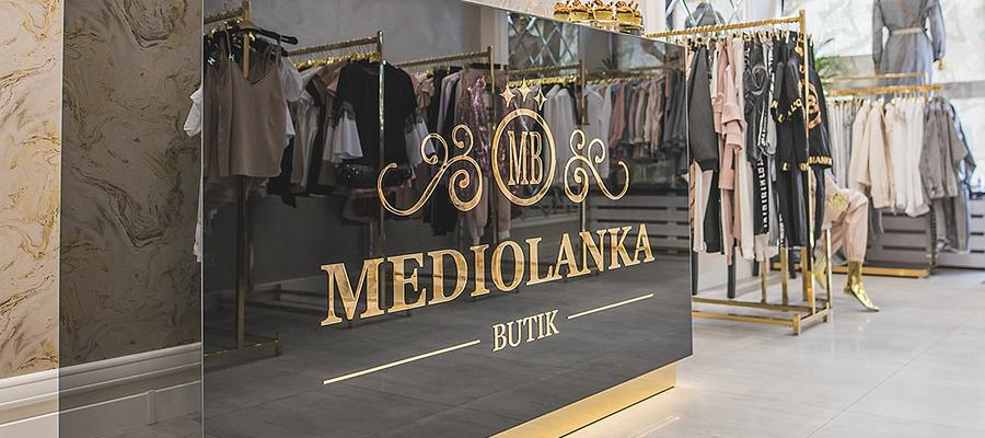 """""""MEDIOLANKA"""" - Nowy butik z ubraniami dla niebanalnej kobiety!"""