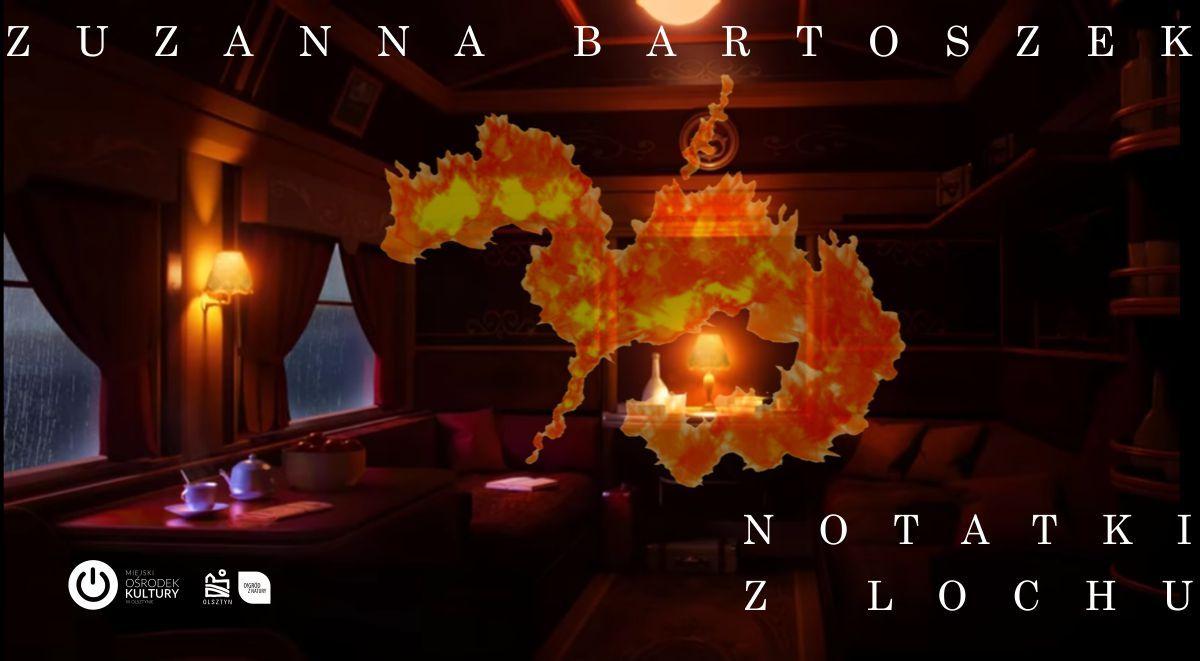 Zuzanna Bartoszek: Notatki z lochu #online   - full image
