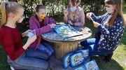 Uczennice ze szkoły w Klebarku Wielkim zaprojektowały grę, którą promują swoją gminę
