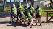 Ostróda Runners biegiem uczcili jubileusz Ostródzkich Biegów Ulicznych