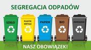 Od poniedziałku (1 czerwca) obowiązek segregacji odpadów dla wszystkich