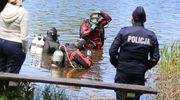 Trwa wyławianie ludzkich szczątków z Jeziora Dywickiego. To może pomóc wyjaśnić jedną z największych kryminalnych tajemnic Olsztyna [ZDJĘCIA]
