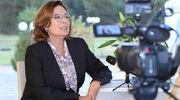 Małgorzata Kidawa-Błońska rezygnuje ze startu w wyborach