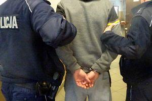 Tymczasowy areszt dla 36-letniego sprawcy przemocy domowej
