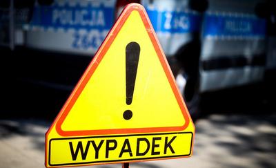 Wypadek w Nowej Wsi. Dwoje dzieci na obserwacji w szpitalu