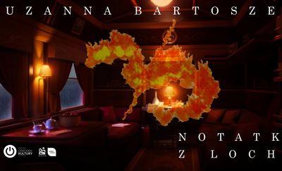 Zuzanna Bartoszek: Notatki z lochu #online