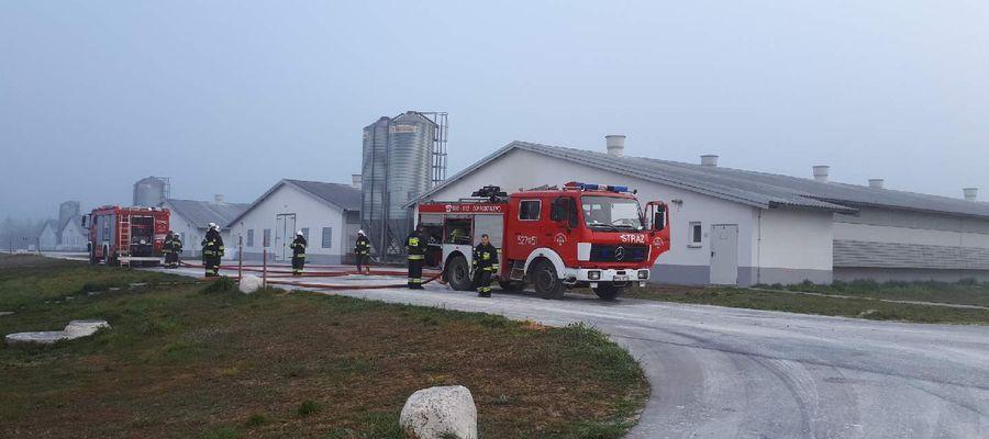 Straż pożarna uratowała mieni wartości 5 milionów złotych