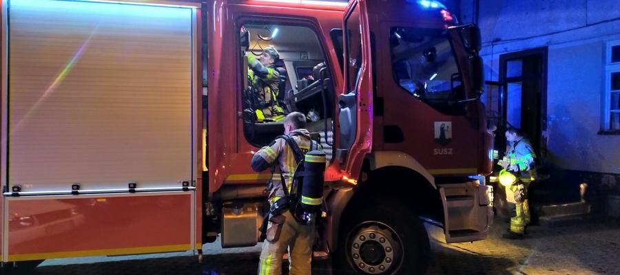 Tym razem pożar zauważony przez mieszkańców został ugaszony przed przybyciem straży pożarnej — czytamy w relacji strażaków-ochotników z OSP Susz