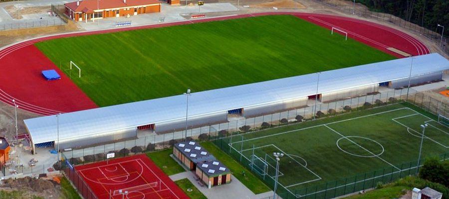 Stadion miejski w Górowie Iławeckim