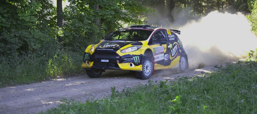 W 2015 roku olsztynianin Krzysztof Hołowczyc był dziesiąty w klasie WRC 2