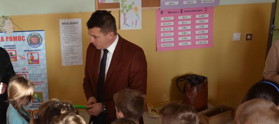 W gminie Ostróda przedszkola samorządowe i oddziały przedszkolne na razie pozostają zamknięte, informuje Bogusław Fijas, wójt gminy Ostróda