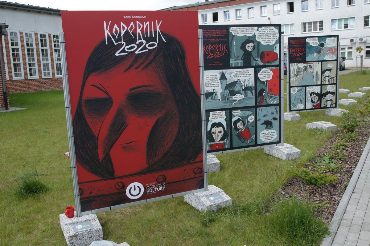 Za sprawą KRL-a Kopernik wrócił do Olsztyna - full image