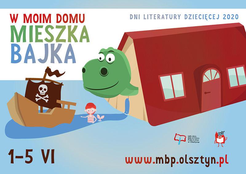 Dni Literatury Dziecięcej w Olsztynie. Bajka zamieszka nie tylko w bibliotece, ale i w... domu [VIDEO] - full image