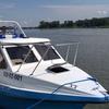 Nowa łódź patrolowa na Jezioraku [WIDEO, ZDJĘCIA]. Policja połączyła siły z Żeglugą Śródlądową