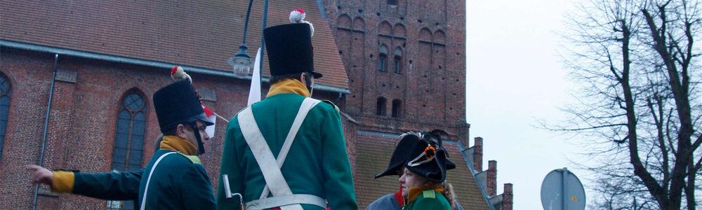 Uczczą Bitwę pod Heilsbergiem