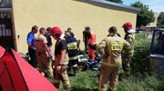 W powiecie bartoszyckim do przypadków zatrzymania krążenia pojadą też strażacy