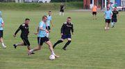 Drużyny z powiatu rozgrywają kolejne mecze kontrolne [ZDJĘCIA ZE SPARINGÓW]