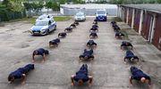 Policjanci pompowali dla Wojtusia