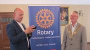 Nowy prezydent w Rotary Club