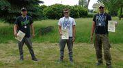 Miłośnicy wędkarstwa spotkali się na jeziorku miejskim w Bartoszycach