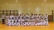 Karatecy zdali na wyższe stopnie