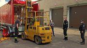 Ostródzcy strażacy z misją pomocy humanitarnej na Białorusi