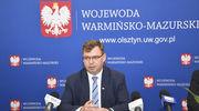 Wojewoda warmińsko-mazurski Artur Chojecki zakażony koronawirusem