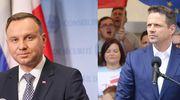Wybieramy prezydenta. Andrzej Duda i Rafał Trzaskowski w drugiej turze [LIVE, ZDJĘCIA]