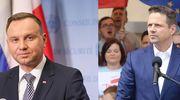 PKW: Są dane z większości komisji. Andrzej Duda z 13 proc. przewagi nad Rafałem Trzaskowskim [VIDEO]