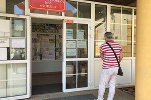 Na godz. 12:00 najwyższa frekwencja w naszym powiecie była w gminie Nidzica.