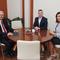 Wiceminister zdrowia odwiedził Ełk i spotkał się z prezydentem