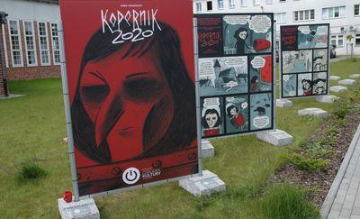 Za sprawą KRL-a Kopernik wrócił do Olsztyna