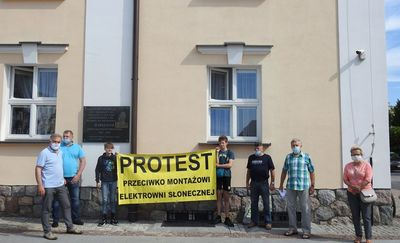 Mieszkańcy ul. Miłej protestowali