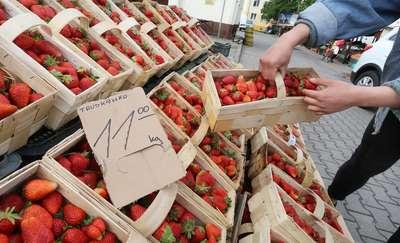 Sezon na polskie truskawki dobiega końca