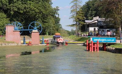 Pochylnie na Kanale Ostródzko-Elbląskim będą dłużej czynne