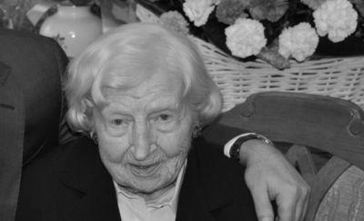 Nie żyje Marianna Jaskulska – najstarsza mławianka