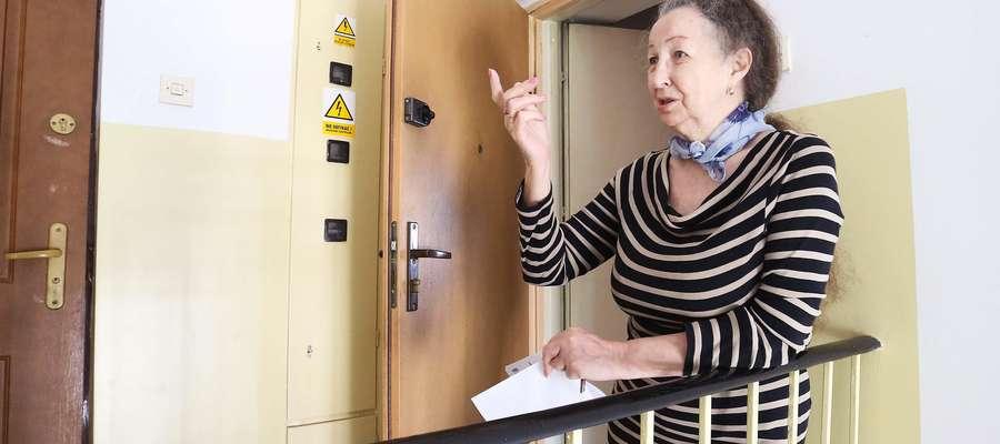 Halina Ochocka: Musimy przypomnieć sobie, jak żyło się w dawnych czasach, kiedy grzało się wodę w garnku i wlewało do miski