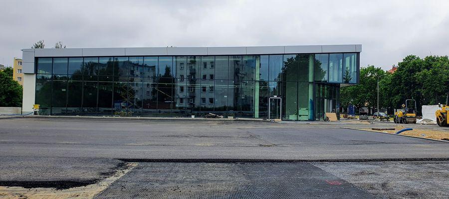 Lidl w Olsztynie