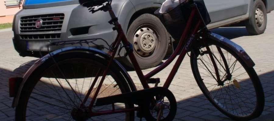 Jechał rowerem mając ponad 2,5 promila