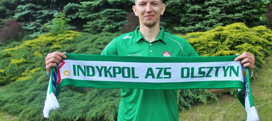 Damian Schulz został nowym atakującym Indykpolu AZS Olsztyn