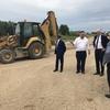 Ul. Olsztyńska powoli nabiera kształtów - będzie długa na 1,5 km