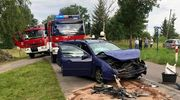 Dwa wypadki pod Oleckiem