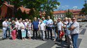 Były minister obrony narodowej z wizytą w Olecku