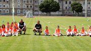 Piłkarze EmSport po raz trzeci trenują na zgrupowaniu w Ostródzie