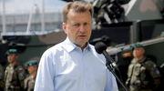 Minister Mariusz Błaszczak z wizytą w Giżycku [ZDJĘCIA]